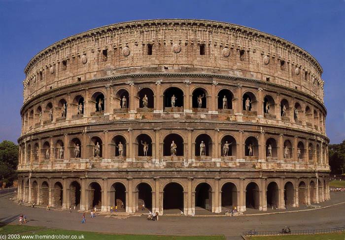 Colosseum-Rebuilt
